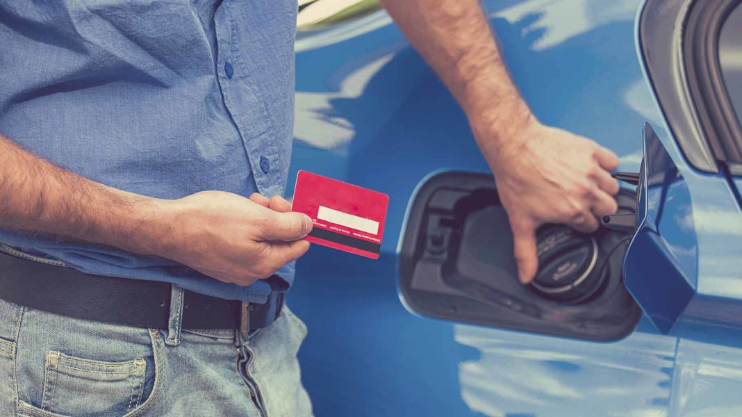 Finding the right Gas Charge Card
