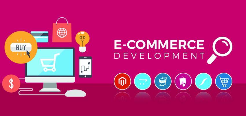 Using Ecommerce Web Development to begin a web-based Store